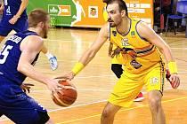 Pivot Lions Tomáš Vošlajer.