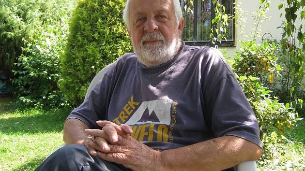 František Hešík z Cepu.