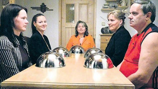 NOVÍ SOUTĚŽÍCÍ. Pětice hostitelů z jižních Čech.