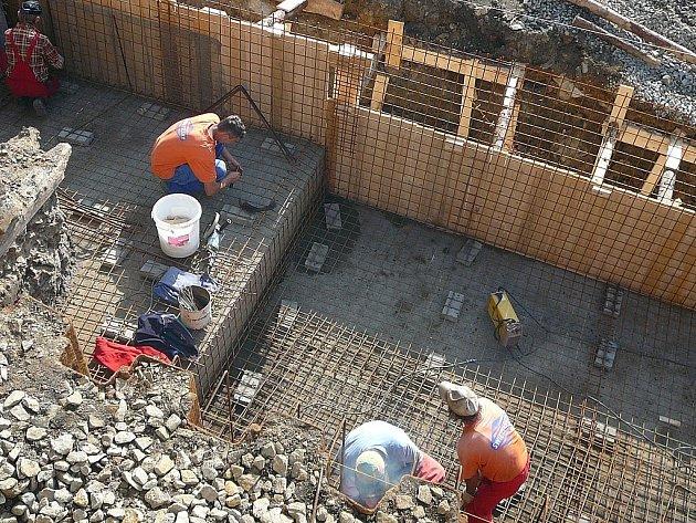 Rekonstrukce Vajgaru je v plném proudu