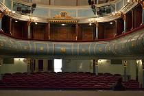 Do divadlo J. K. Tyla v Třeboni se můžete v únoru každé pondělí vydat na komentovanou prohlídku.