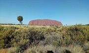 Alice Spring a hora Uluru. To byly další cíle dvojice hradeckých cestovatelů.