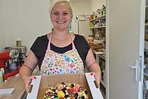 Dagmar Němcová z Lomnice nad Lužnicí vyrábí slaný i sladký catering lidem na zakázky.