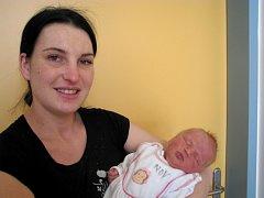 Sofie Holická se narodila 20. dubna v 18 hodin a 36 minut Kristýně a Tomášovi Holickým z Domanína. Vážila  3590 gramů a měřila  50 centimetrů.