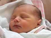 Tadeáš Potměšil se narodil 27. února Renatě a Milanovi Potměšilovým z Heřmanče. Měřil 47 centimetrů a vážil 2700 gramů.