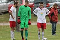 Fotbalisté Kardašovy Řečice porazili v 7. kole I.B třídy Dolní Bukovsko 3:2 a v soutěži jim patří čtvrtá příčka.