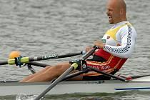 Václav Chalupa bude závodit doma. Medailista už z OH 1992 (Barcelona) usiluje o účast na olympijských hrách v Číně.