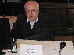 Jan Jelínek z Dačic.