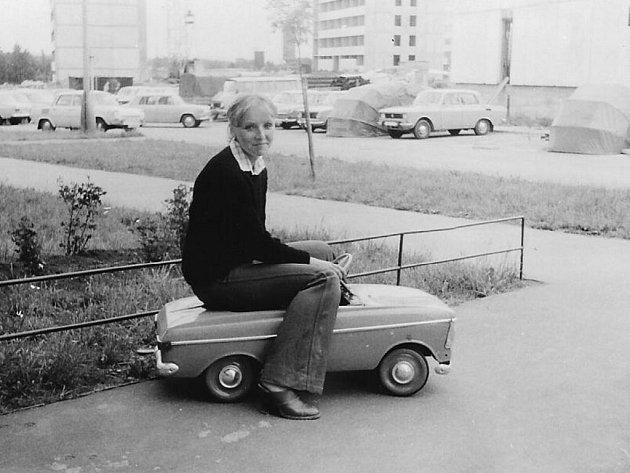 Kdo by neznal šlapací autíčko.