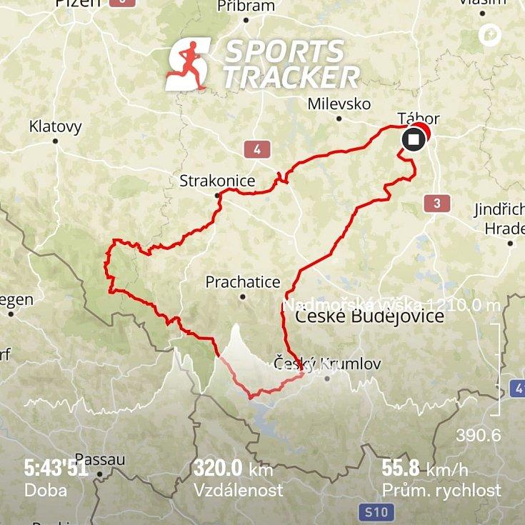 Letos se konal již 9. ročník soutěže veteránů O 106 Jihočeským krajem aneb 200 mil jihočeských.