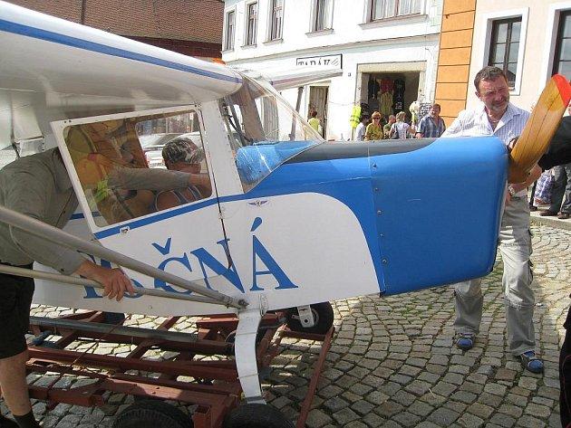 Dačické Letecké muzeum oslavilo páté výročí