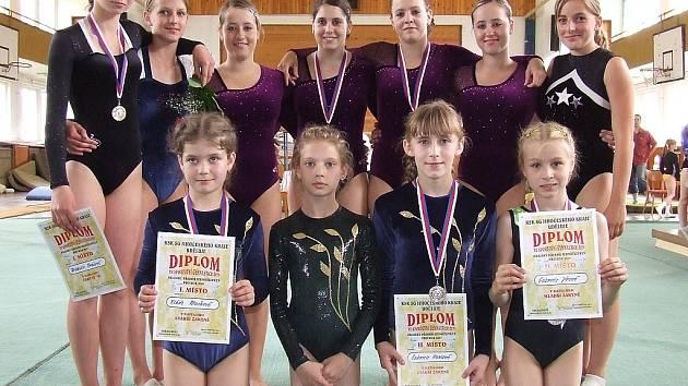 Medaile Slovanu: 4 zlaté, 3 stříbrné, 1 bronzová