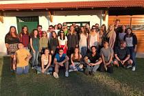 V rámci osmnácti projektů vyslalo letos Informační centrum pro mládež z Jindřichova Hradce do 12 států přes 90 studentů.