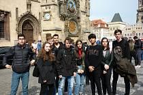 Pro studenty a učitele zúčastněných zemí byl ve dnech 31. března až 6. dubna připraven zajímavý program.