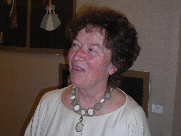 Růžena Stefanová.