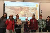Žáci 4. základní školy uspěli ve dvou fotografických soutěžích.