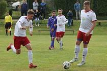 Fotbalisté Kardašovy Řečice si s přehledem zajistili postup do vyřazovací fáze Letního okresního poháru.