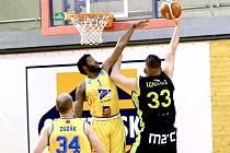 Hradečtí basketbalisté podlehli v 3. kole ply out Brnu v prodloužení.