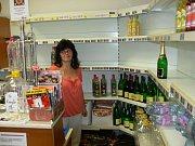 Česká obchodní inspekce ČOI kontrolovala 13. září prodej tvrdého alkoholu v Českém Krumlově.