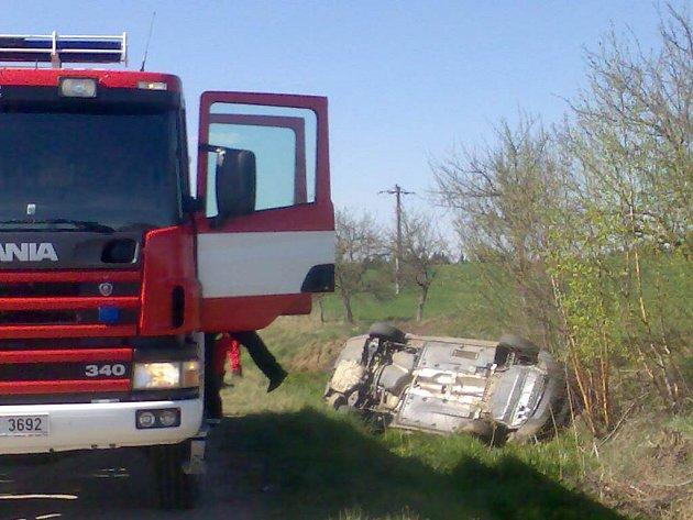 Havárie u Otína