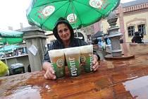 Pivní slavnosti v pivovaru Regent Třeboň