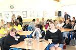 Kuchařky z jindřichohradeckých školních jídelen se utkaly o nejlepší velikonoční pokrm v rámci projektu Jak se vaří zdraví.