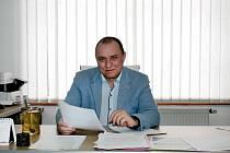 Karel Macků, starosta Dačic.