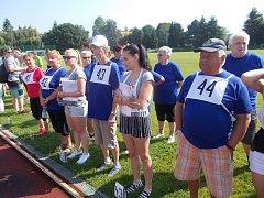 Jindřichohradečtí senioři vybojovali medaile na sportovních hrách v Budějovicích.