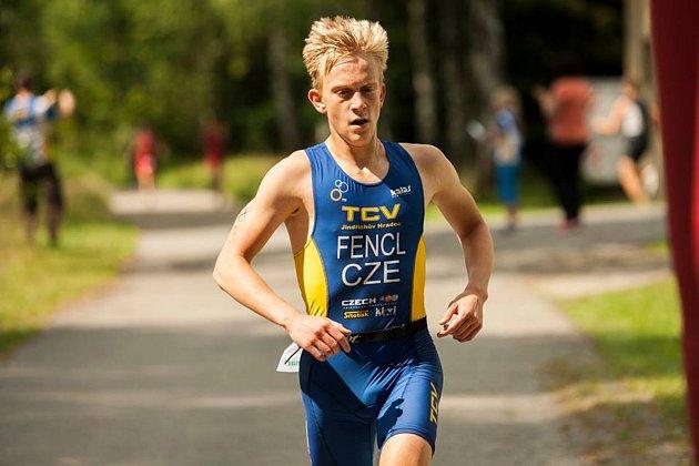 Vítězem 32. ročníku Jindřichohradeckého triatlonu se stal Jiří Fencl z pořádajícího TC Vajgar.