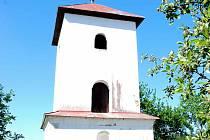 Kaple poblíž Horní Radouně se dočkala rekonstrukce vnitřních prostor.