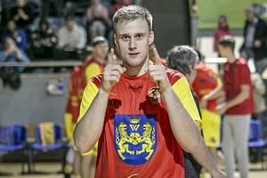 Lukáš Stegbauer minimálně do konce sezony vyměnil jindřichohradecký dres za ústecký.
