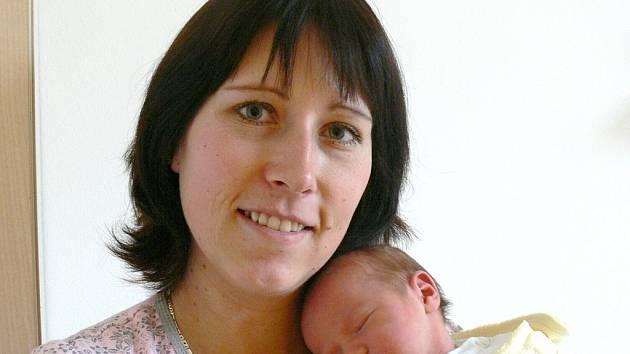 Barbora Slámová z Jindřichova Hradce se narodila 12. listopadu 2012 Martině a Janovi Slámovým. Měřila 51 centimetrů a vážila 3150 gramů.