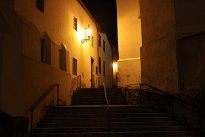 Noční toulky hradeckým kostelem svatého Jana Křtitele