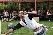 V Polšti se konal 15. ročník recesistické akce Chlapi sobě.