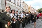 Myslivecká Třeboň má ve městě dlouhou tradici.