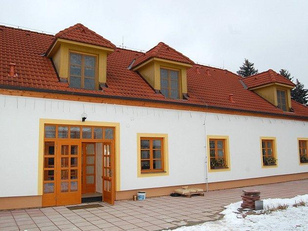 Domov pro osoby s postižením v Pístině.
