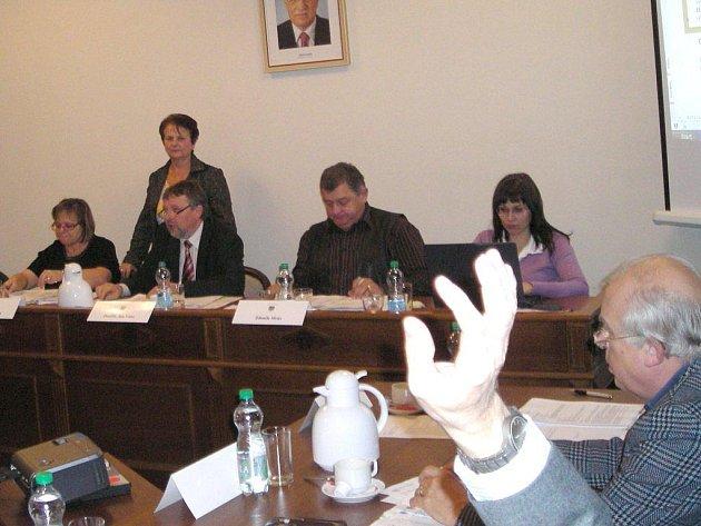 Jednání třeboňských zastupitelů. Ilustrační foto.