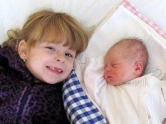 Lucie Věra Balíková se narodila 26. října Petře Truhlářové a Rostislavu Balíkovi z  Počátek. Měřila 48 centimetrů a vážila 2470 gramů. Doma se těšila sestřička Terezka.