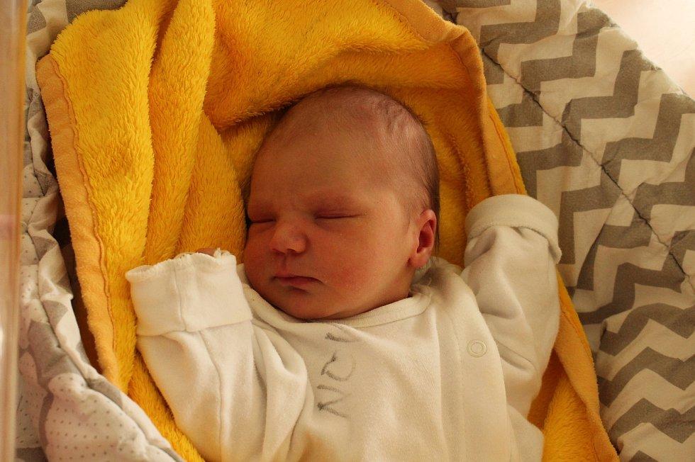 Amália Krišková, Kunžak.Narodila se 29. ledna mamince Janě Kriškové a tatínkovi Róbertu Kriškovi. Vážila 2890 gramů.