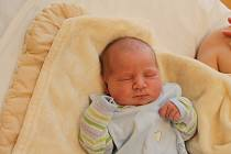 Vítek Tyšer, Jindřichův Hradec.Narodil se 11. února Zuzaně a Petru Tyšerovým, vážil 3 700 gramů a měřil 50 centimetrů.