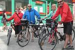 Cyklistická sezona je v plném proudu