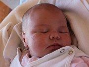Karolína Čoudková se narodila 9. února Lence Urbánkové a Petru Čoudkovi ze Stráže nad Nežárkou. Měřila 47 centimetrů a vážila 3100 gramů.