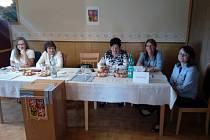 Zapisovatelka komise v Hospřízi Jitka Vacíková očekává účast kolem 70 procent.