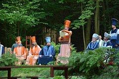Hořické pašijové hry jsou jedním z nejstarších pašijových divadel v Evropě.