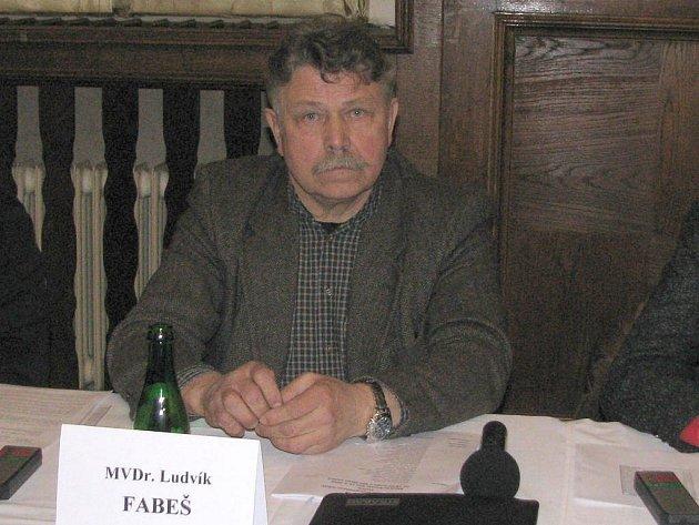 Ludvík Fabeš.