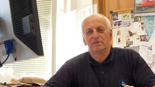 Výkonným ředitel KLH Vajgar F. Dvořák při on-line rozhovoru v redakci Jindřichohradeckého deníku.