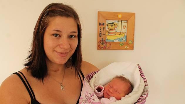 Julie Kručayová, Strmilov.Narodila se 6. ledna mamince Janě Kručayové a tatínkem je Jakub Kručay. Vážila 3270 gramů.