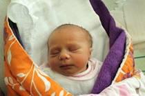 Monika Mazancová se narodila 16. června Haně a Josefu Mazancovým z Klece. Měřila 46 centimetrů a vážila 2470 gramů.