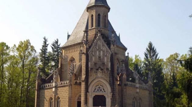 Schwarzenberská hrobka Třeboň