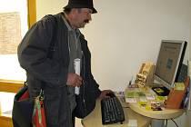 Internet je pro veřejnost zdarma i v Informačním centru v Jindřichově Hradci.